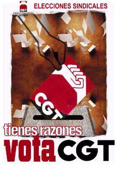 CGT Atento Madrid: Comienza la Campaña Electoral: Elecciones Sindical...