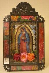 Virgin Mary nicho