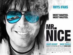 """""""Nice, prenounced like the place but spelt N-I-C-E"""". Nice (this time pronounced as Howard Marks likes us to, nice as in the feeling), is a 2010 film charting the life of Ronald How… Hd Movies, Movies And Tv Shows, Movie Tv, Films, Cannabis, Movies To Watch Online, Watch Movies, Chloe Sevigny, Mystery Thriller"""