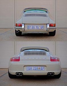 Porsche - Evolution