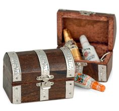 Check out the deal on Wood Treasure Chest Favor Box at HansonEllis.com