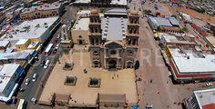 #VIDEO: La #Catedral de #Juarez como nunca la habías visto