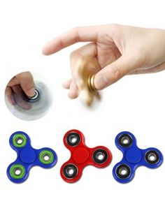 Cheap fidget toys, Buy Quality spinner toy Directly from China Suppliers:Hand spinner Tri Spinner Fidget Spinner For Autism ADHD Toys EDC DESK TOY Edc, Fidget Cube, Fidget Toys, Hand Spinner, Tri Spinner, Desk Toys, Cheap Toys, Stress Toys, Spinning Top