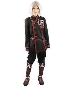 Introducing Miccostumes Mens D Gray Man Allen Walker Cosplay Costume M Black. Get Your Ladies Products Here and follow us for more updates!