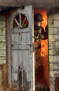 Firefighter ~ Re-Pinned by Crossed Irons Fitness