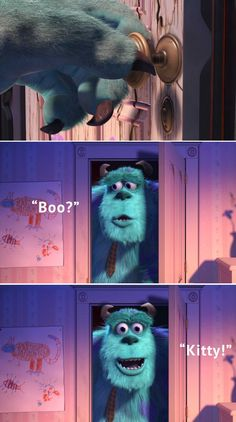What is your favorite Pixar moment?