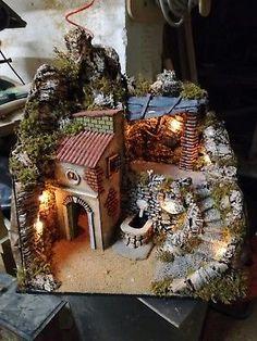 Diy Nativity, Christmas Nativity Scene, Christmas Villages, Christmas Time, Xmas, Church Christmas Decorations, Christmas Wreaths, Christmas Ornaments, Holiday Decor