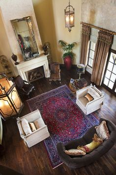 appealing living room persian carpet | 1000+ images about persian rug decorating on Pinterest ...