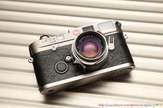 20131129 [美少女開箱] 鈦經典 Leica M6 Classic + Summilux-M 35mm f/1.4 Pre-A Titanium @ Life ‧ Sneakers ‧ Photostream :: 痞客邦 PIXNET ::