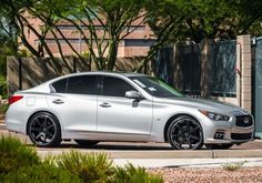 2014 Infiniti with Giovanna Andros in Matte Black wheels My Dream Car, Dream Cars, Wheel And Tire Packages, Infiniti Q50, Black Wheels, Wheels And Tires, Japanese Cars, Matte Black, Infinity