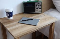 """""""Magnote magnetic notebooks look like simple notebooks on the surface, but their covers and spines are comprised of neodymium magnets. This allows the notebooks to be attached to one another for easy storage, and separated only as needed. Each Magnote is small enough to fit in one hand and they open completely flat on the desk, so they're quite easy to work with."""" via @toolstoys"""