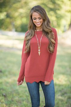 This classic sweater is a must-have this season for staying warm and cozy!
