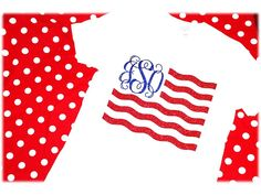 USA! 4th of July!  Memorial Day! Monogram Initials!  Heat Press - Glitter Sparkle - Adult Womens Tank Tops or T Shirts - Missy Fit by HappySunshineTees on Etsy