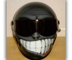 Cheesey Grin Paintball Mask