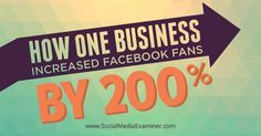 Are you looking for a new way to grow and engage with your Facebook audience? This article shows how Great Lakes increased their Facebook fans by 200%.
