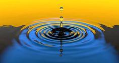 Wasser, Tropfen, Flüssigkeit