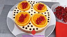 Las dulces tentaciones de Marlen: Tarta de Chocolate y Naranja