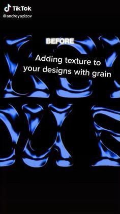 Photoshop Texture, Photoshop Fonts, Photoshop Illustrator, Photoshop Tutorial, Graphic Design Lessons, Graphic Design Tutorials, Graphic Design Inspiration, Ps Tutorials, Visual Communication