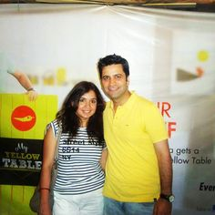 At the launch of chef Kunal Kapoor's new show