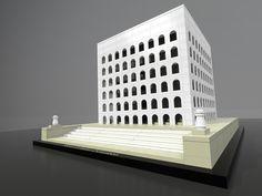 LEGO Ideas - Palace of Italian Civilization