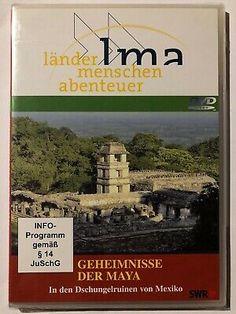 Geheimnisse Der Maya DVD     eBay Maya, Maya Civilization