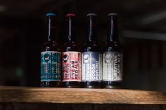 We won 4 World Beer Awards - Well done Punk IPA, Five AM, Cocoa Psycho and Libertine!