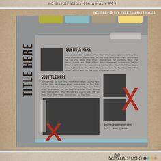 freebie template download - Sahlin Studio