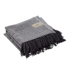 Buy your Ernst throw from ERNST at Nordic Nest. Mohair Blanket, Cozy House, Simple Designs, Stuff To Buy, Bomull, Rustic, Modern, Products, Simple Drawings