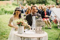 Hochzeitsreportage - Landhochzeit in Wegendorf  - Hochzeit im Gartenglück Wegendorf - FrauGlück und HerrLich