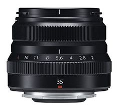 Shop FUJINON XF R WR Standard Lens for Fujifilm X-Mount System Cameras black at Best Buy. Find low everyday prices and buy online for delivery or in-store pick-up. Fuji Camera, Camera Lens, Wide Aperture, Reportage Photography, Lower Lights, Mount System, Prime Lens, Focal Length, Fujifilm