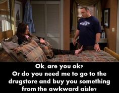 King of Queens.Pretend that your brother is your boyfriend. How creepy would that be? But that's what doug said to carrie during this episode that I was watching earlier. King Of Queens, Are You Ok, Your Brother, I Am A Queen, Tv Quotes, Number One, Awkward, Favorite Tv Shows, Picture Video