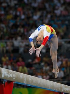 Bravery is throwing your whole self backward on a narrow beam simply believing in your ability to perform well and catch yourself if you fall.
