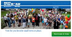 The Search is On! Rand McNally's Best Small Towns. Let's Make Gloucester MA #1