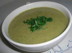 Sütlü Brokoli Çorbası