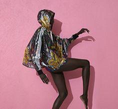 A nova campanha de uma marca de roupas virou destaque nas redes sociais no país por apresentar apenas modelos negros.