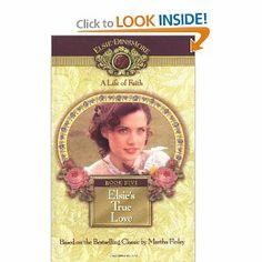 Elsie's True Love, Book 5