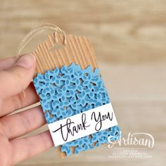 nice people STAMP!: Thoughtful Branches Card & Tag: Stampin' Up! Artisan Blog Hop