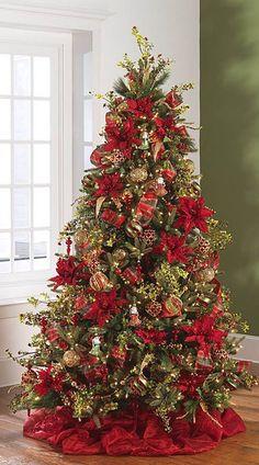 Porque la Navidad está cerca, quería ayudar con algunas ideas excelentes sobre cómo decorar sus árboles de Navidad y que su hogar sea más hermoso. Árbol de