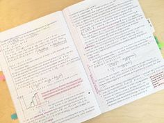 "SmartGirl on Instagram: ""It's been almost a week since I last posted (oops🤭), but here are some more lectures notes for my mathematical statistics module. I'm…"""