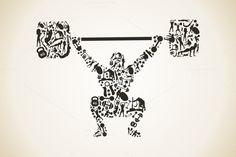 Weightlifter - Illustrations - 1