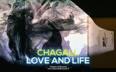 - #losapeviche all'interno della mostra Chagall potrai vivere una esperienza multisensoriale: al piano terra, nella terza sala, 4 opere prendono forma come se il quadro stesse materializzandosi coadiuvate da un sottofondo sonoro -