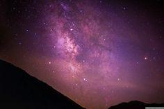 충북 괴산 공림사에서 찍은 은하수 milky way, korea, A7s