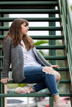 The Everyday Crochet Cardigan - Sewrella