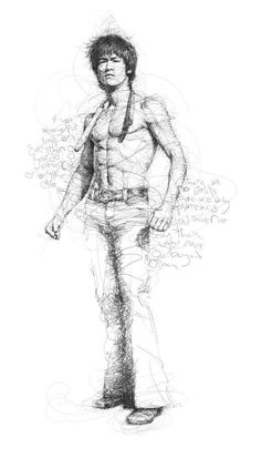 Bruce Lee fan art  https://www.facebook.com/TheManBruceLee/app/345221782242989…