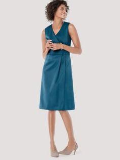 SEASONLESS WOOL LAYLA DRESS