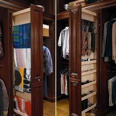 hidden accessory storage