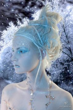 Ice Queen by Jan Igaard on 500px