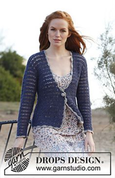 Whispers in Alpaca and more gorgeous and FREE crochet cardigan patterns! Make them all for the prefect sweater wardrobe! {mooglyblog.com}
