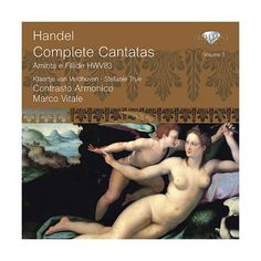 Handel: Complete cantatas - Vol. Classical Music, Products, Musica, Classic Books, Gadget