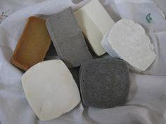 vari tipi di sapone da bucato - different kind of laundry soap